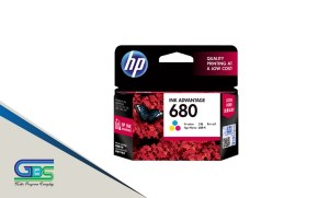 HP 680 Tri-Color