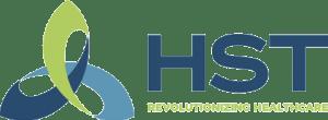 The HST logo.
