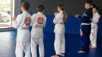 Jiu-jitsu for Teens