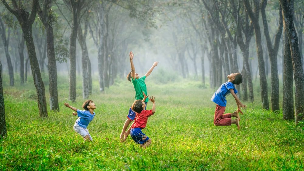 Adventure summer camp: let's create happy memories!