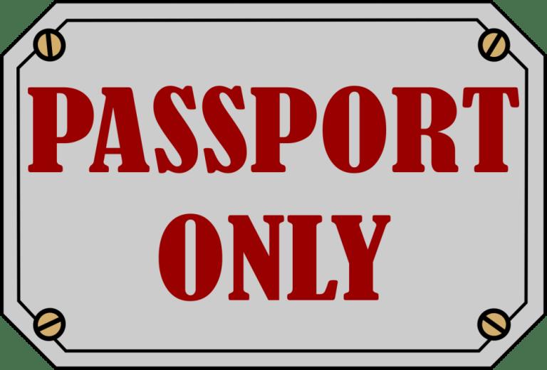 FDNY Passport