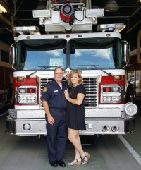 Engineer/Firefighter – Retired  1987 to 2019  Ladder 13, Haz-Mat 13  Charlotte Fire Dept