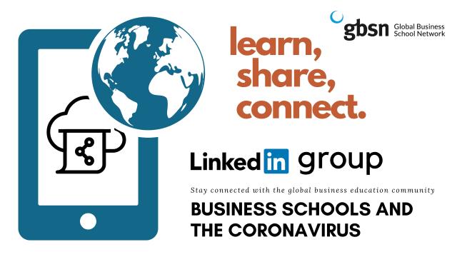 Business schools and the coronavirus