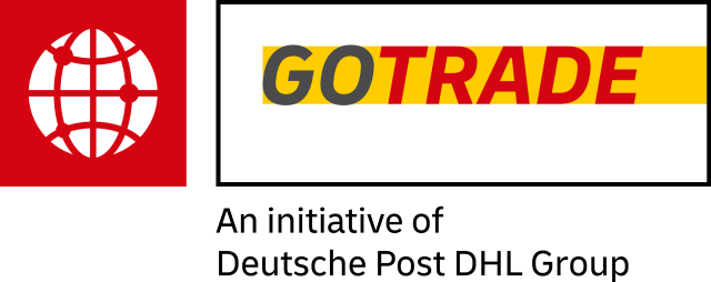 DPDHL GoTrade logo