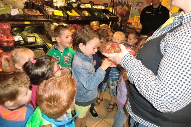 Groep 1 Naar de supermarkt (1)