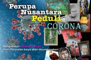 GBSRI Gelar Pameran Online di Era Pandemi Corona