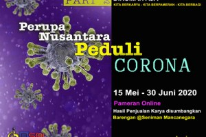 Pameran Online GBSRI Jilid 2 (Pameran Corona Part 2)