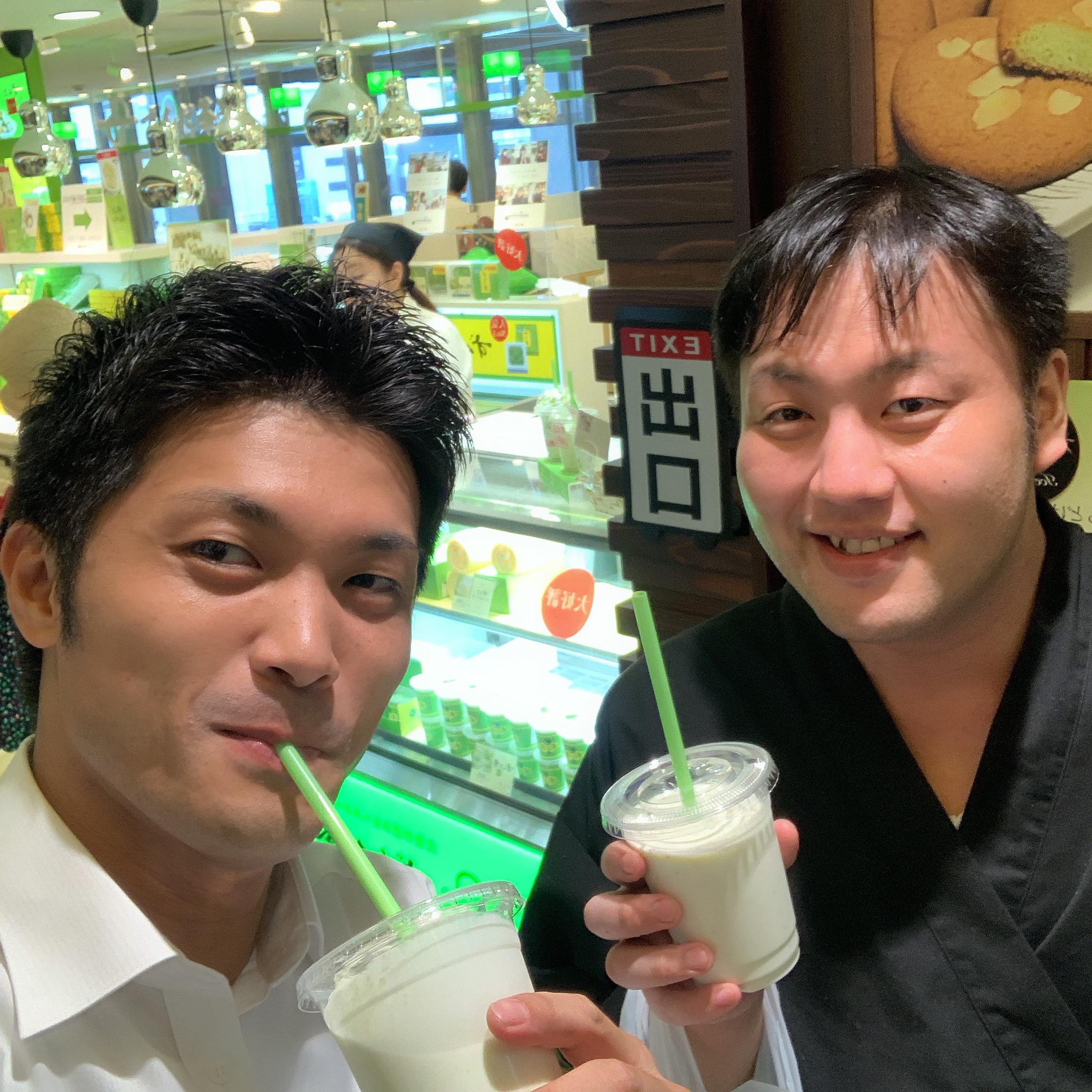img 2048 - 井川氏ありがとう!仙台での思い出づくり。