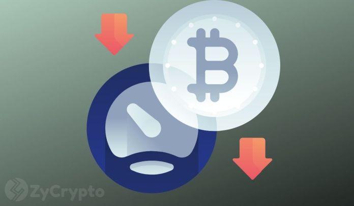 Bitcoin chute de 18% à 32 000 $, poussant la capitalisation boursière de la crypto en dessous de 1 000 milliards de dollars