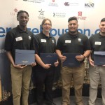 Community College PetroChem Initiative Scholarship winners