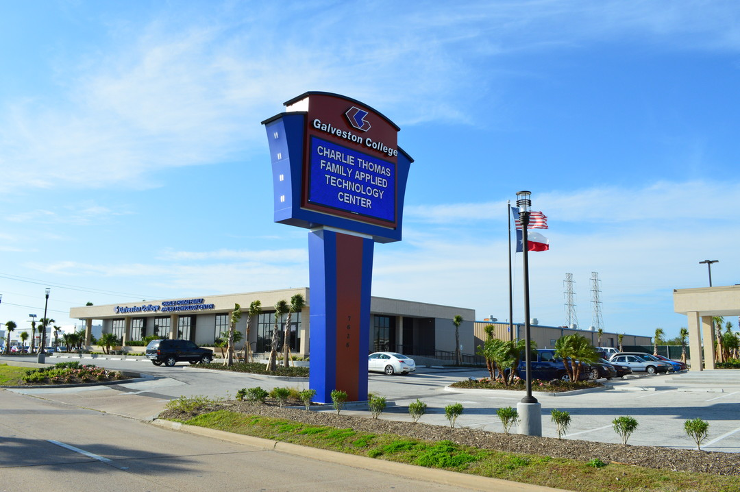 Applied Technology Center Sign