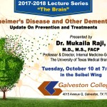 Fall 2017 Lecture Series #1