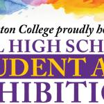 There will be an opening reception for the Ball High School student art exhibition from 4-6 p.m. on Tuesday, April 10, in the third-floor gallery