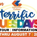 Terrific Tuesdays at Galveston College