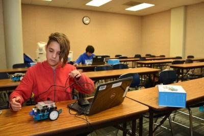 CE Kids College Robotics Summer Class