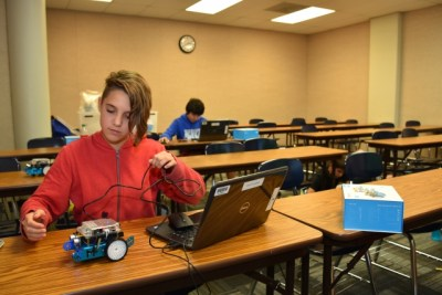 CE Kids College Robotics Summer Class