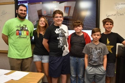 Kids College VR Summer Class