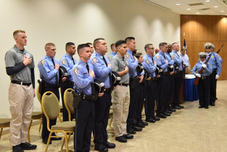 Law Enforcement Graduation