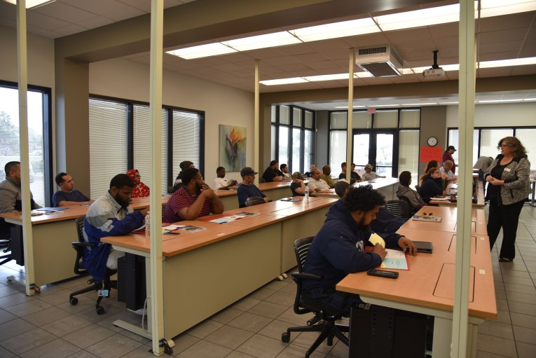 Galveston College Quickstart program students