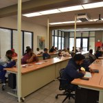 Galveston College Quickstart program students