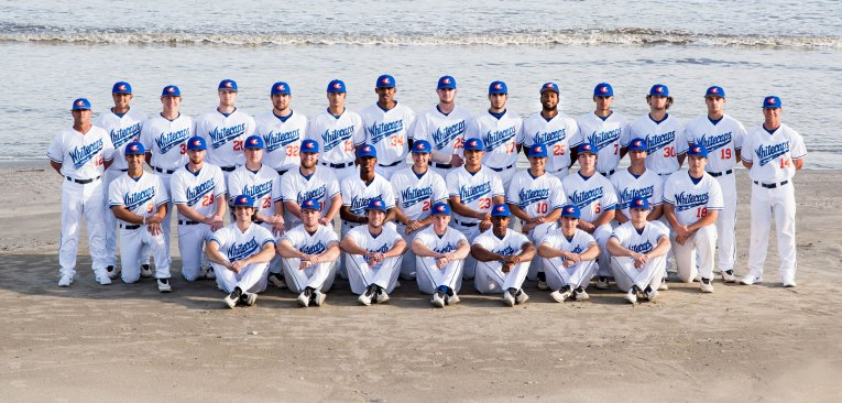 Whitecaps Baseball - Galveston College