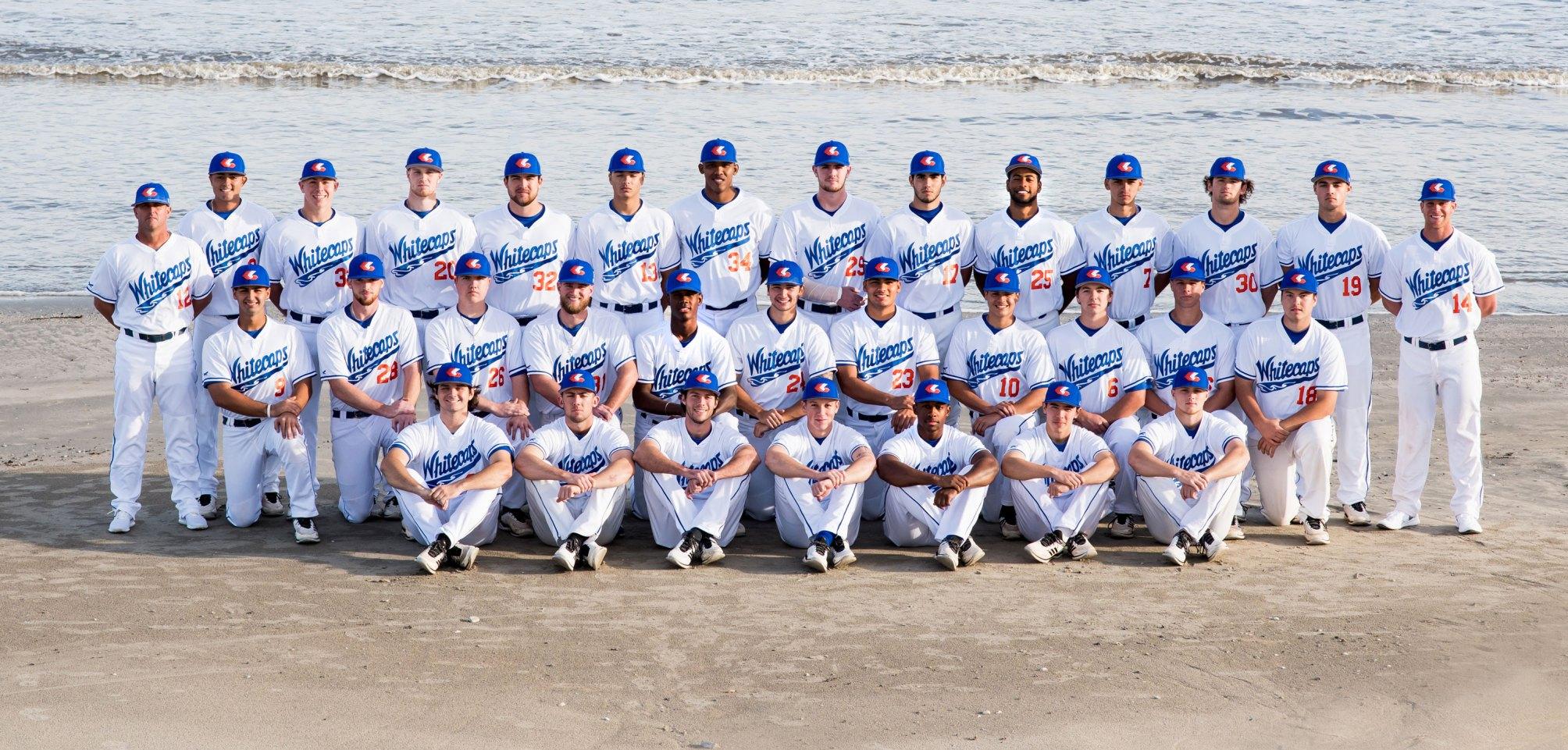 Whitecaps Baseball - Galveston College