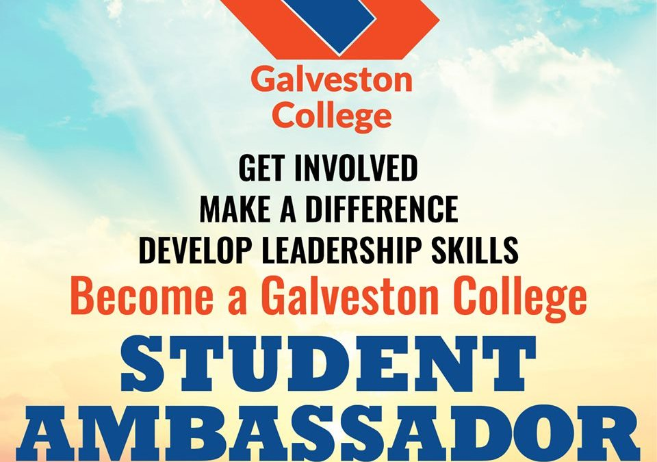 Galveston College accepts applications for student ambassadors