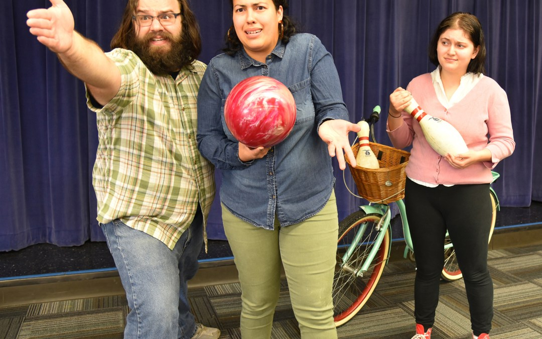 Galveston College Theatre to stage 'More Fun than Bowling'