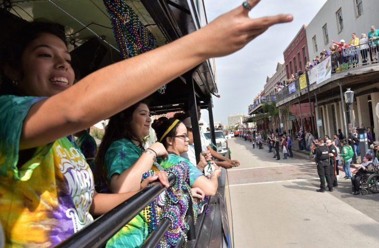 Galveston Island Mardi Gras 2019