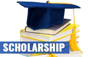 Learn more about Scholarships