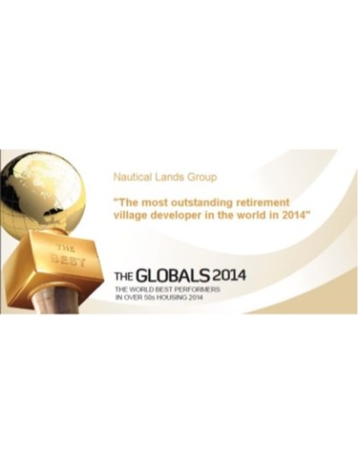 The Globals 2014 Nautical Lands Group