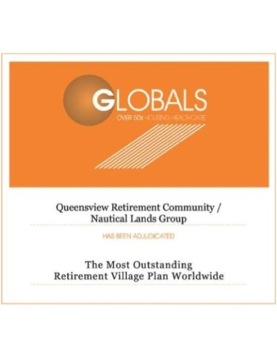 Global Awards Queensview Retirement Community