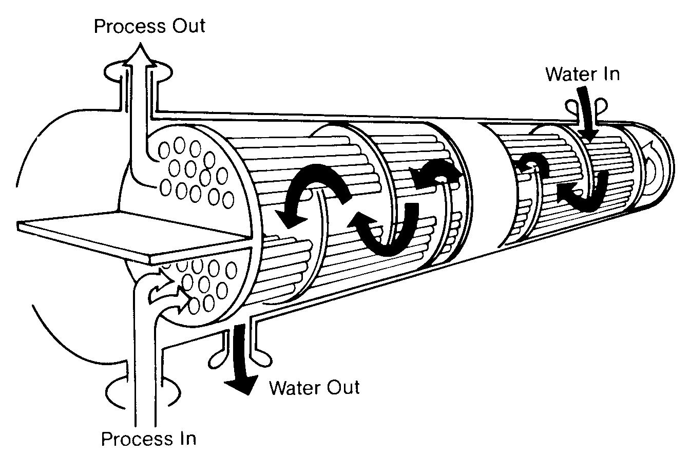 Water Cooled Heat Pump Schematic