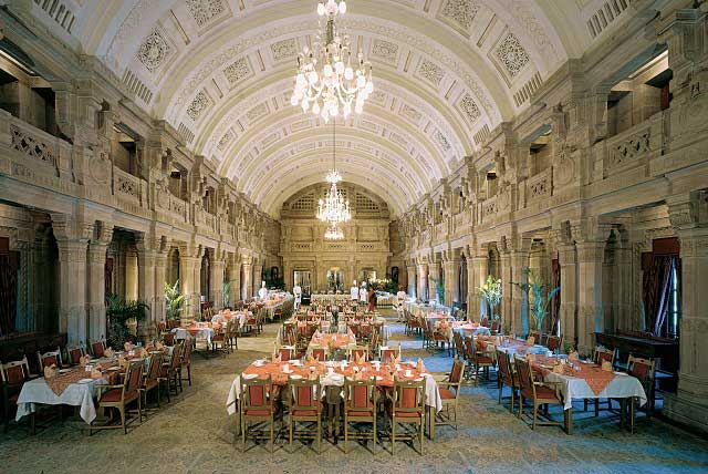 Umaid Bhawan Palace relives the regal splendour of a bygone era