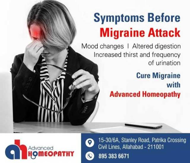 Symptoms of Migraine Headache and Treatment