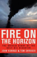 Fire On The Horizon book Cover