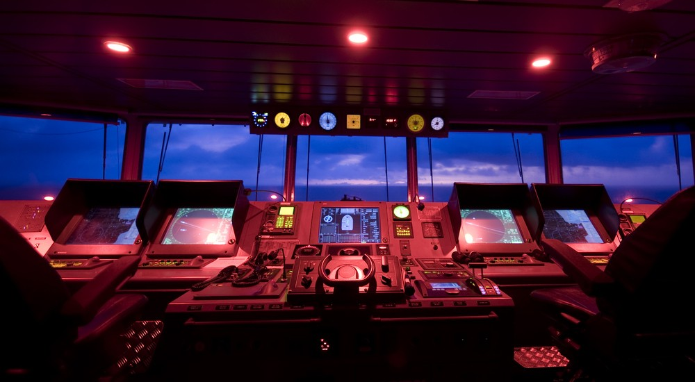 all at sea global shipping fleet exposed to hacking threat