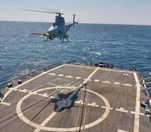 Navy  MQ-8B Fire Scout