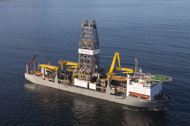Deepwater Champion Drillship