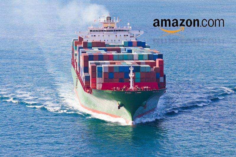 amazon enters ocean with new status