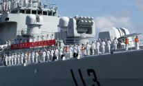 China Provokes Japan With Naval Drill In Its Backyard