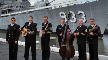 The Sideboys – Rock'n The Oldies, Navy Style