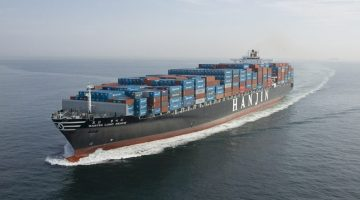 Hanjin Cleared to Wind Down European Business