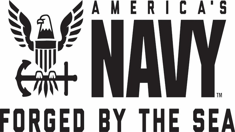 US Navy Unveils New Logo And Tagline Forged By The Sea