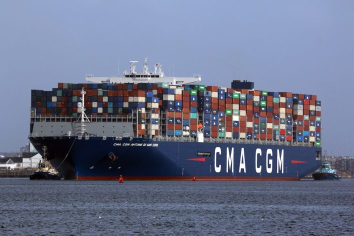 CMA CGM Partners with IKEA to Test Marine Biofuel On Board Containership – gCaptain