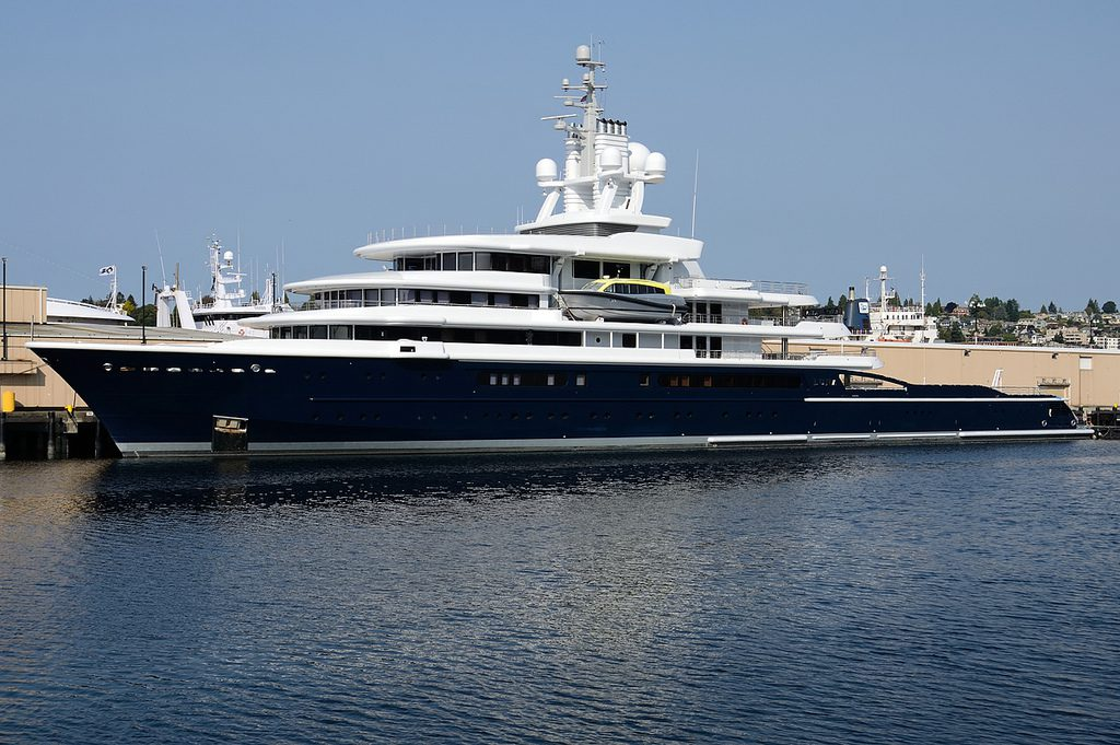 Russian Billionaire To Lose 492 Million Expedition Yacht