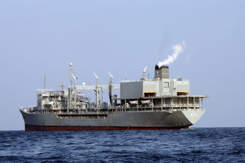 Khark ship