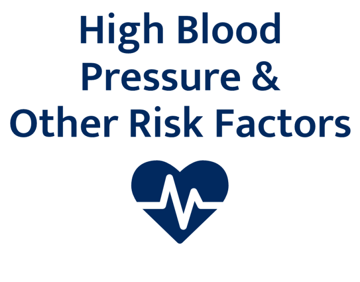 High Blood Pressure and Risk Factors