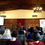 大悲菩提寺住持妙淨法師至多倫多大學英語演講 「佛教女性覺醒的力量」