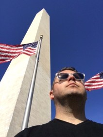 Chris and The Monument